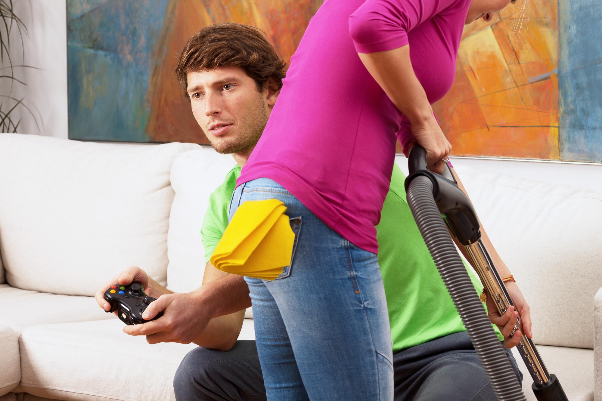 Mein Mann kümmert sich um nichts:So kannst du die