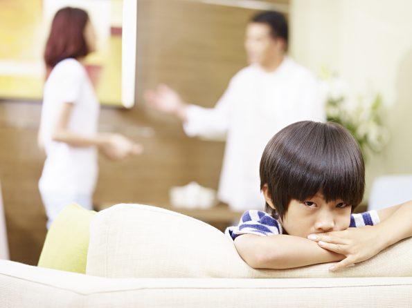 unglueckliche Ehe mit Kindern