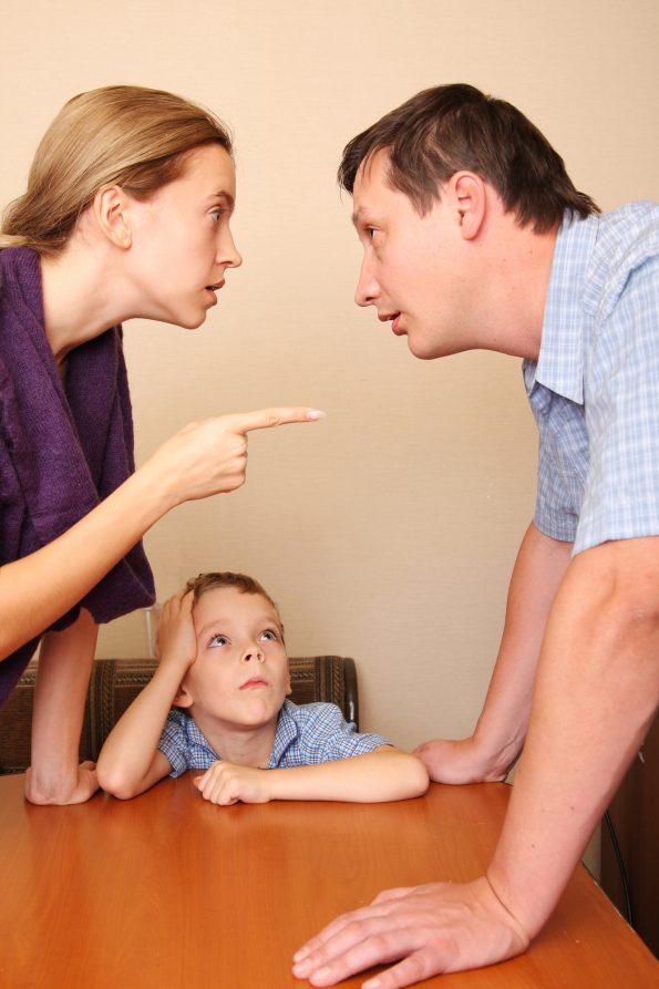 unglückliche Ehe mit Kindern