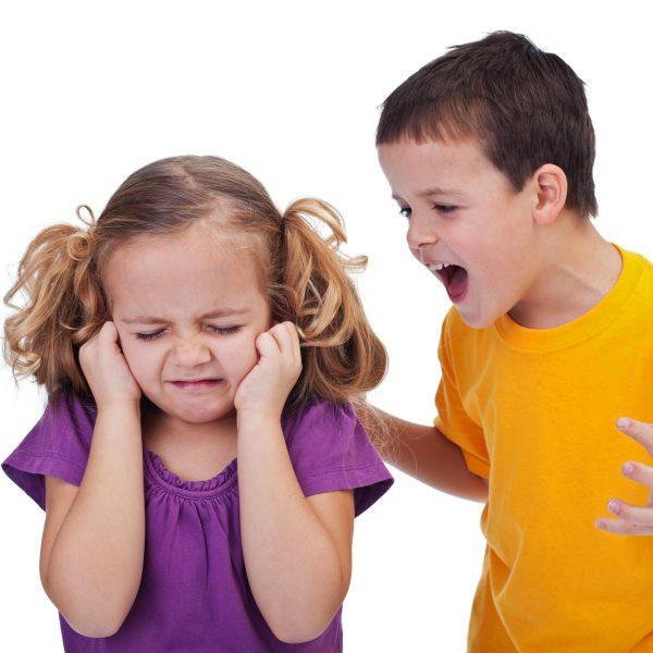 Geschwisterstreit